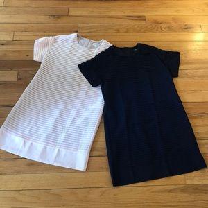 Ribbed dresses